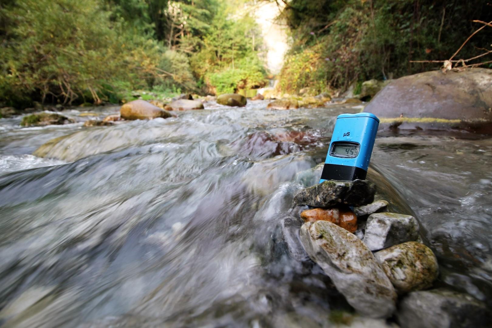 Monitoraggio della portata – torrente Borlezza